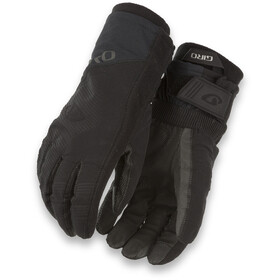 Giro Proof fietshandschoenen, black